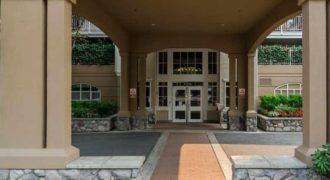 1br – 1BEDROOM + DEN CONDO (DAVENPORT COMPLEX ) GAS and HOT WATER INCLUDED) (LANGLEY, WILLOUGHBY HEIGHTS)