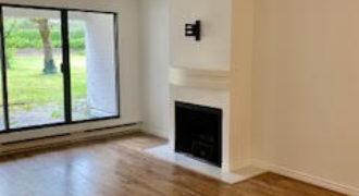 One bedroom ground floor condo in Surrey